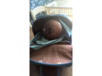 BOWLING BALL WITH BAG AND CARRY STRAP/CLOTH COLUMBIA 300