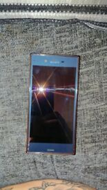 6 months old sony xperia xz on Vodafone, like new with charger. Comes with free case.