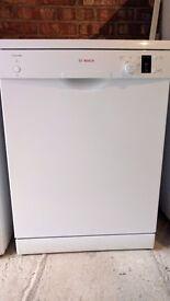 Bosch classixx dishwasher in white