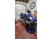 YAMAHA YZF-r 125cc ABS 2015 15 plate