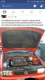 Vw polo estate (parts)