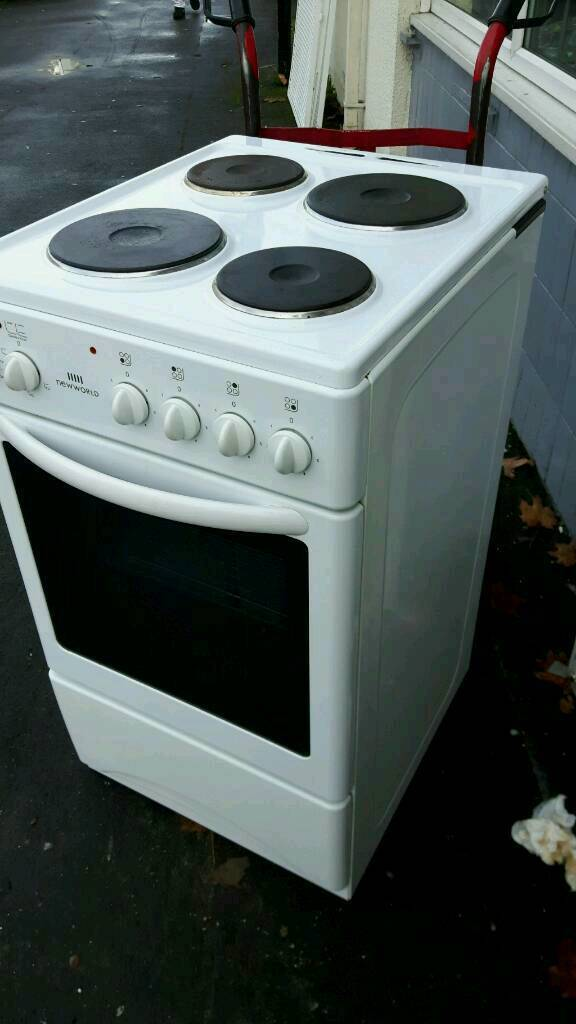 NewWorld Electric Cooker with Single Oven