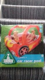 ELC Csr Racer Pool/ball pit brand new in box