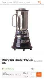 Retro blender for domestic or commercial purpose