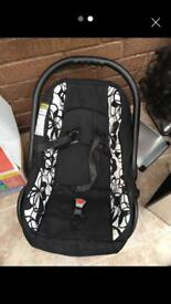 Baby carrier/seat