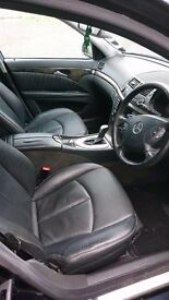 2005 Mercedes e320 cdi excellent condition mot
