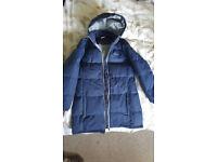 Girls Winter Trespass Coat. Age 11-12 years