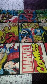 marvel weighted blanket
