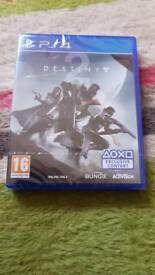 Destiny 2 PS4 Brand New and Sealed