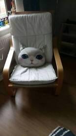 Useful chair