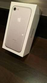 Sealed iPhone 7