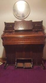 Stunning Story & Clark Harmonium Organ
