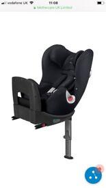 Cybex Sirona Isofix Car Seat Newborn-4years