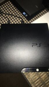 PS3 console + 11 games