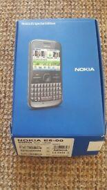 Nokia E5 in very good condition