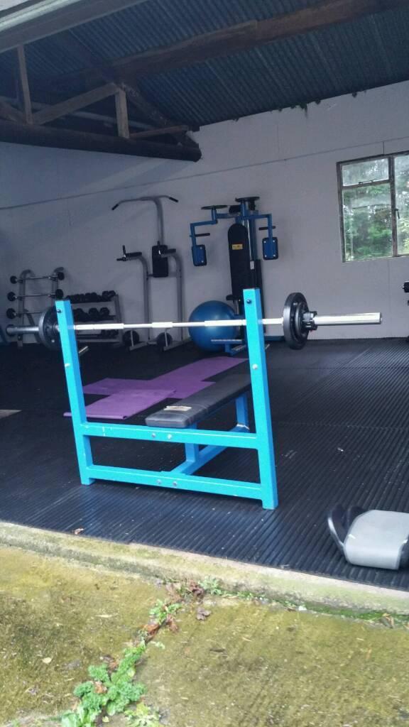 Full Strength & Fitness Job Lot