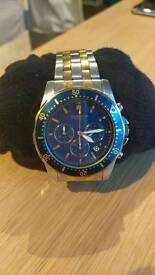 Sekonda Watch - Gold, Silber, Blue