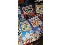 Horrible history books x approx 26