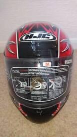 HJC Motorcycle Helmet ECE R22 -05 Medium Size NEW