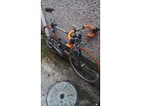 Peugeot Road Bike with 58cm Frame