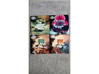 Oasis Vinyl Bundle X4 7 Inch Singles