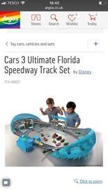 Disney cars 3 Florida speedway