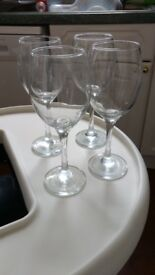 Wine glass- set of 4