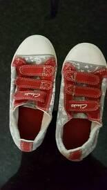 Clarks kids footware size 11G