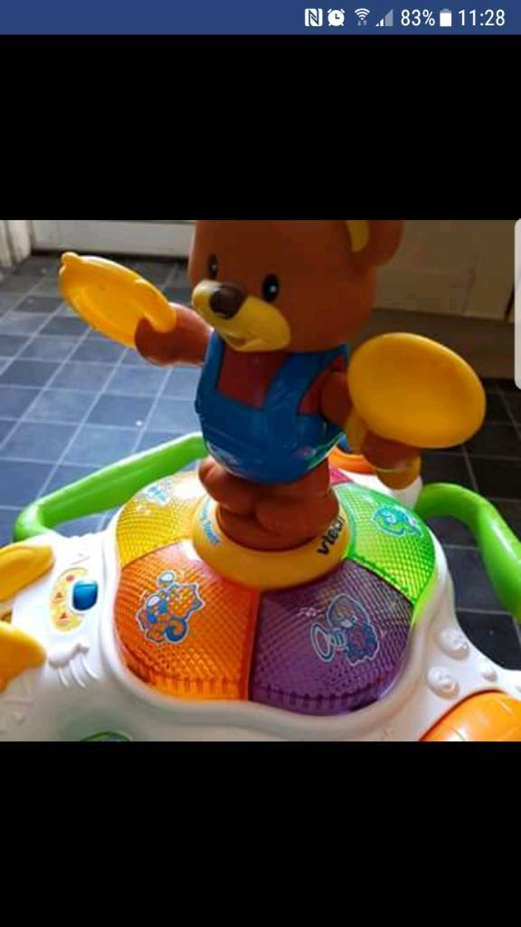 vtech stand and play