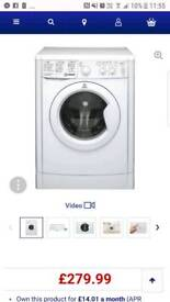 Washing machine for sale. Collection abercynon. Can deliver for fuel 100 pound.