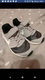 Boys trainers (size 10)