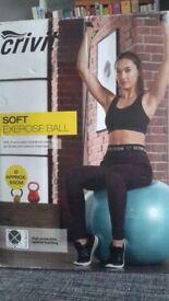 New soft exercise ball
