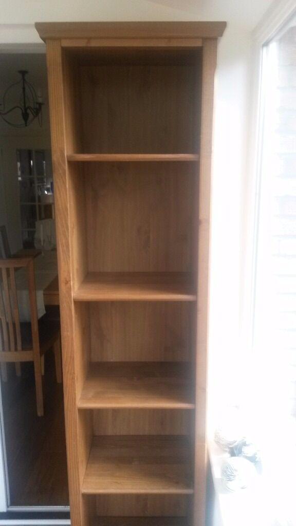 Ikea Solid Pine Bookcase In Penarth Vale Of Glamorgan Gumtree