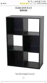 Cube unit