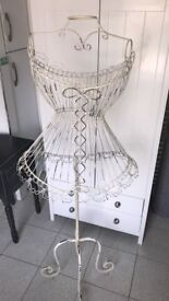 Shabby Chic Mannequin