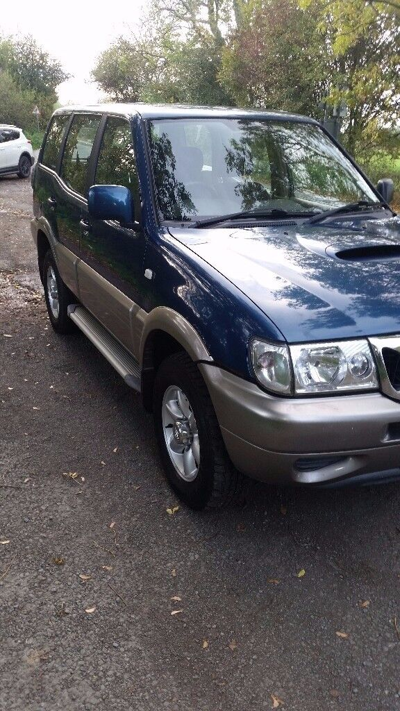 nissan terrano 2 7 tdi in shrewsbury shropshire gumtree. Black Bedroom Furniture Sets. Home Design Ideas