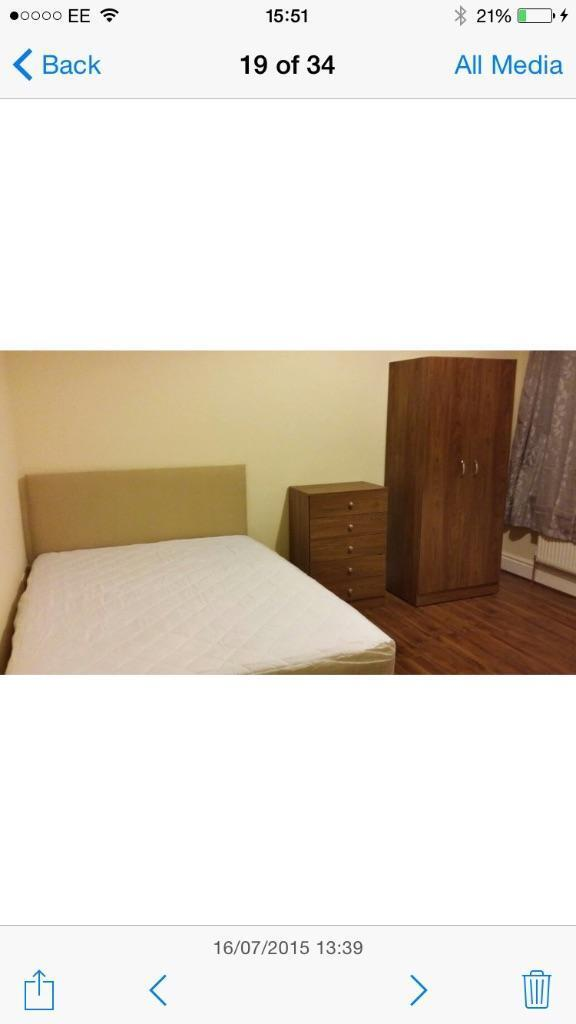 Rooms available now - from £85 inc bills