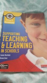 Supporting teaching and learning books