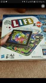 Game of life zapped