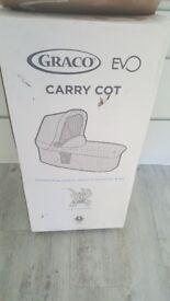 Graco Evo Carrycot