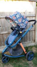 Cossato giggle pushchair nr5