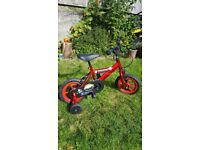 Kids bike 3-5 years adjustable