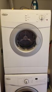 Whirlpool 3.4 Cu. Ft.  Dryer - just 2 years old