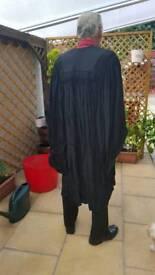 Under graduate gown