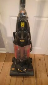Vax upright bagless performance twin hoover