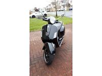 Vespa GTS300 low mileage in great condition