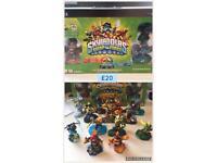 Various sky landers game bundles ps3