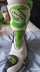 arlin ness motorcycle boots