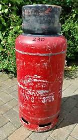 ACE GAS FORKLIFT GAS BOTTLE 18KG PROPANE LPG LOG BURNER