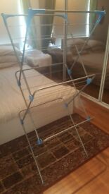 Three tier clothes airer (£5)